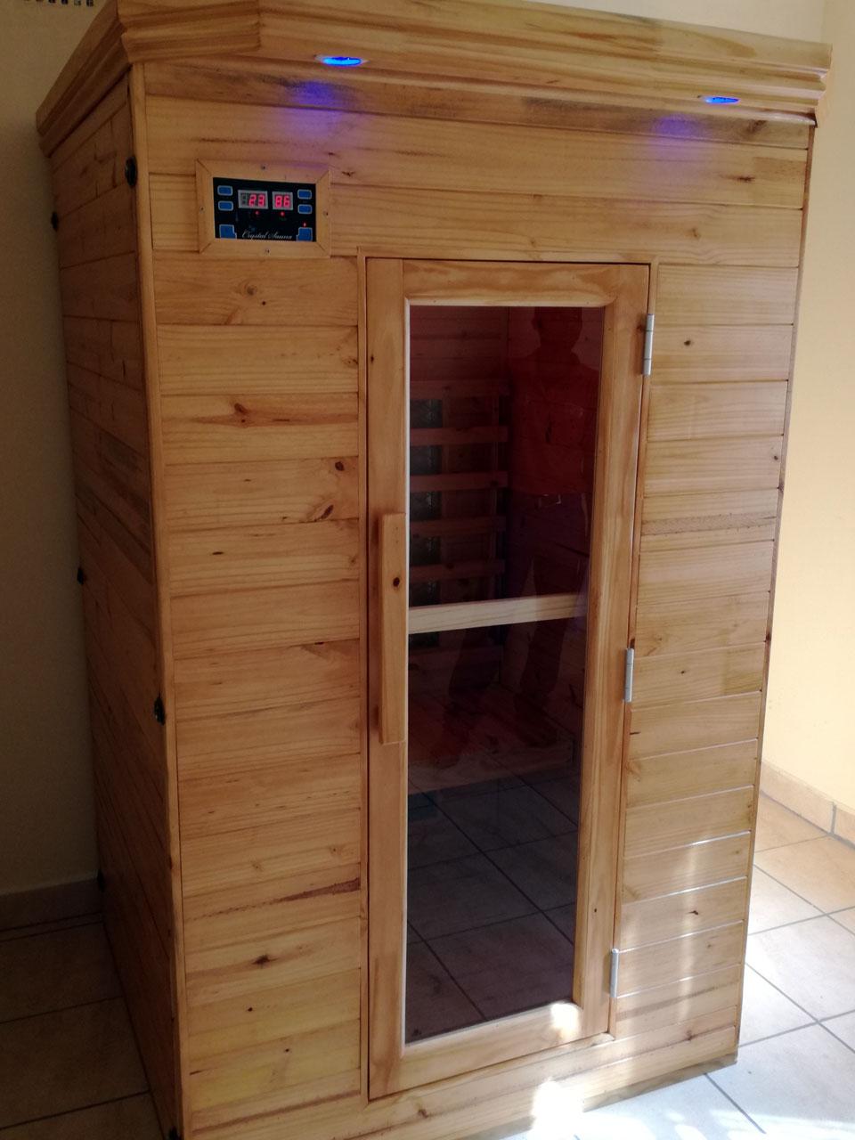 Porta Spa - 2 Seater FAR Infrared Sauna