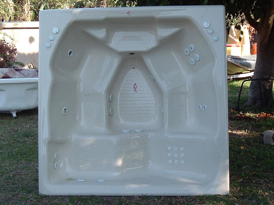 Porta Spa - Bubble Puddle Spa