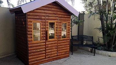 Porta Spa - Outdoor Sauna