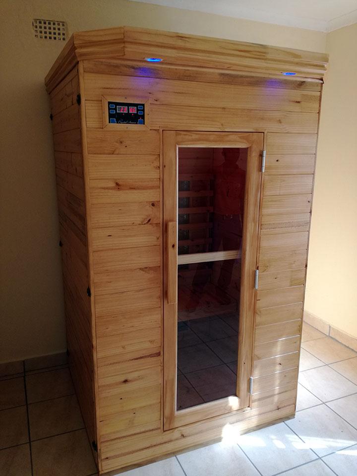 Porta Spa - 4 Seater FAR Infrared Sauna